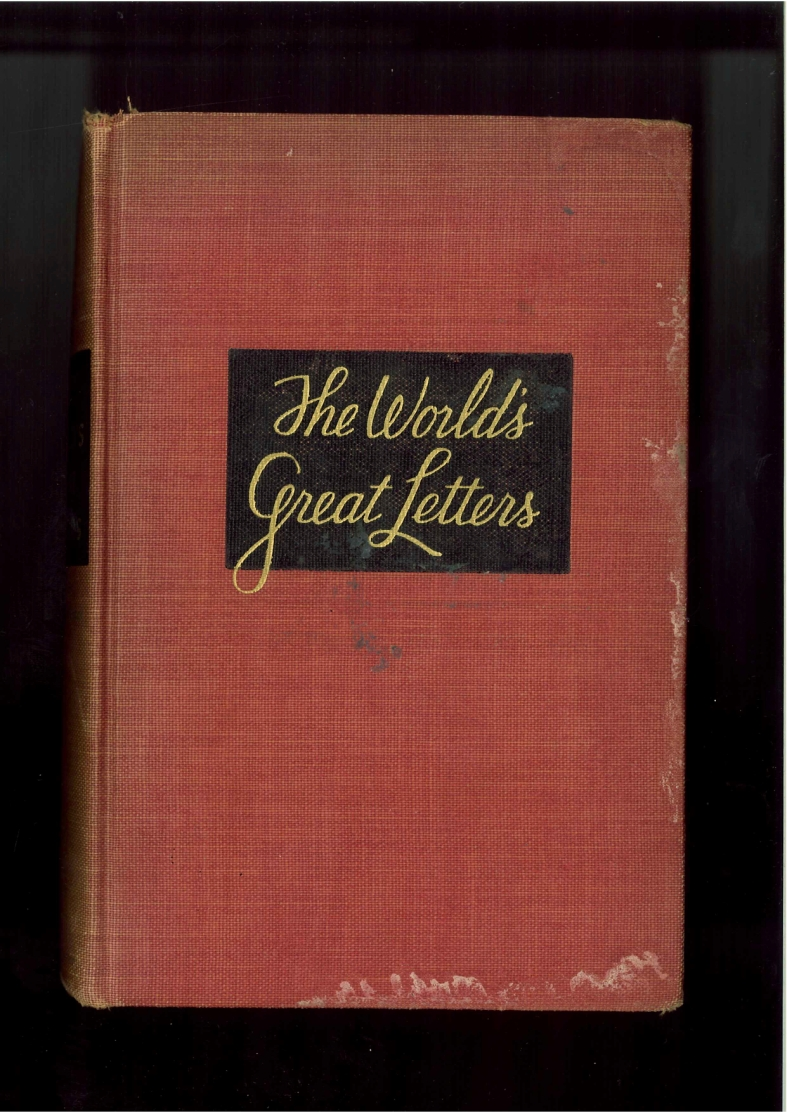The World´s Great Letters